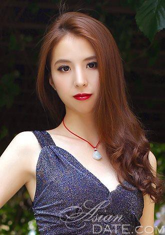 Superb Dating Asian China Thai Woman Yueqian From Taiyuan 21 Yo Hair Hairstyle Inspiration Daily Dogsangcom